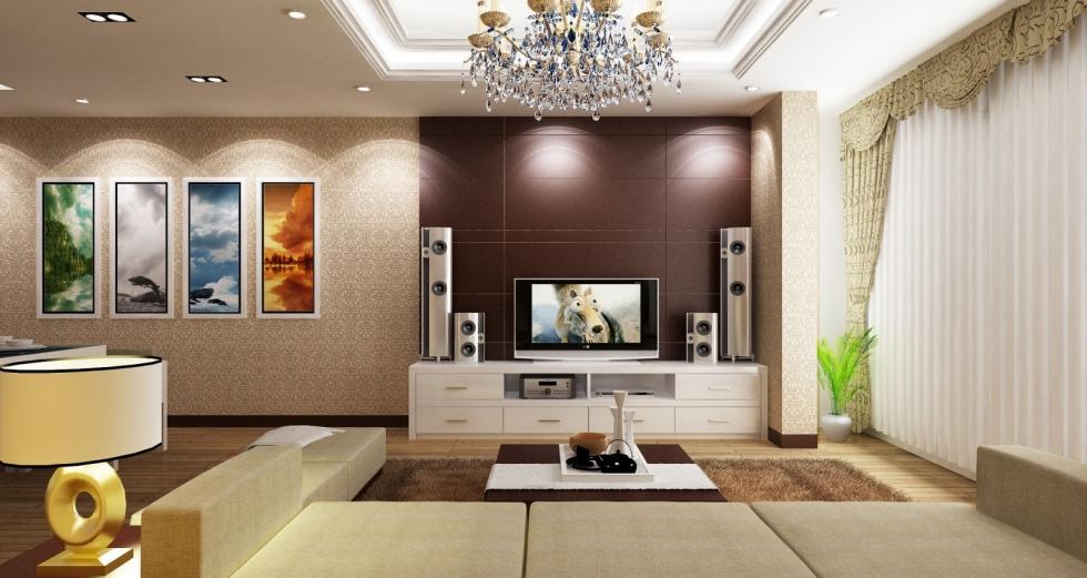 Thiết kế nội thất cho nhà chung cư