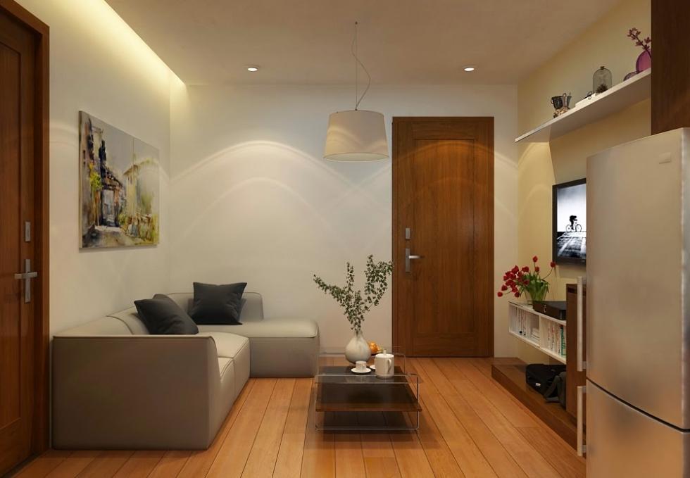 Đơn giá hoàn thiện căn hộ chung cư tùy thuộc vào thời gian hoàn thành
