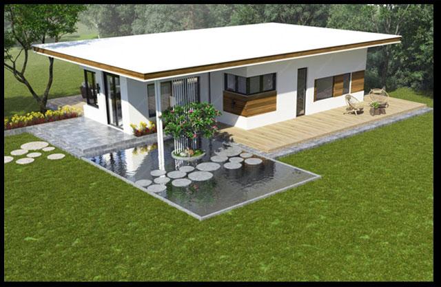 Tổng quan ngôi nhà xây 350 triệu
