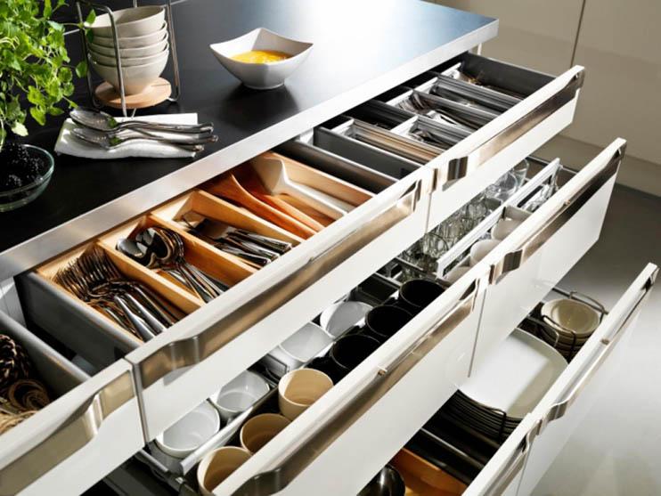10+ mẫu tủ bếp đơn giản nhưng khiến phòng nhà bếp đẹp bất ngờ