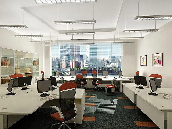 Kết quả hình ảnh cho nội thất văn phòng hiện đại