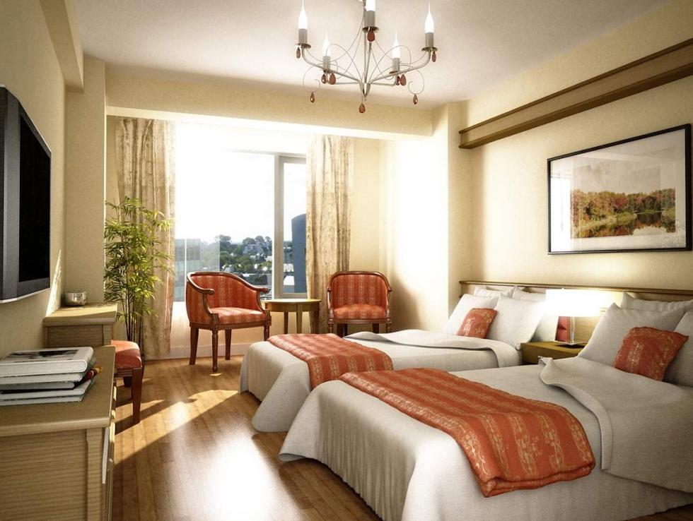 Thi công nội thất khách sạn cần chú ý tới thi công phòng khách sạn cho sang trọng