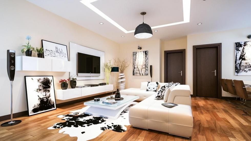 Đơn giá hoàn thiện chung cư tùy thuộc vào gói thiết kế, thi công