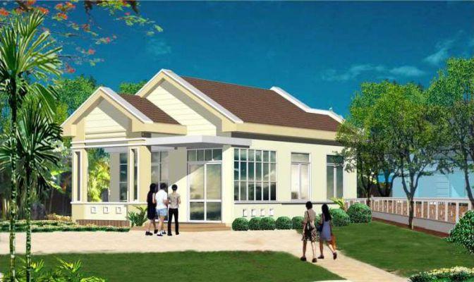 - 1 20 283 29 - 43 mẫu nhà đẹp mê ly với chi phí xây chỉ từ 100 triệu cho các cặp vợ chồng trẻ