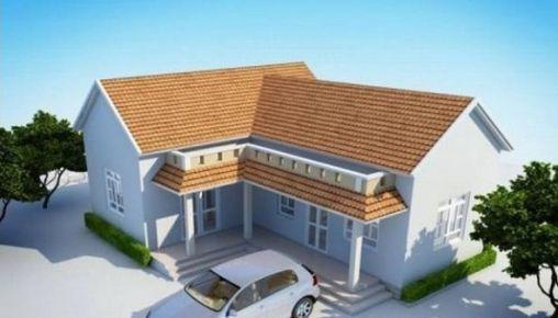 - 12 - 43 mẫu nhà đẹp mê ly với chi phí xây chỉ từ 100 triệu cho các cặp vợ chồng trẻ