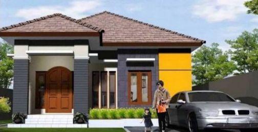 Mẫu 21 - Chi phí xây nhà 200 triệu đồng