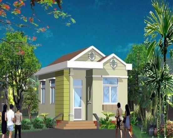 - 2 - 43 mẫu nhà đẹp mê ly với chi phí xây chỉ từ 100 triệu cho các cặp vợ chồng trẻ