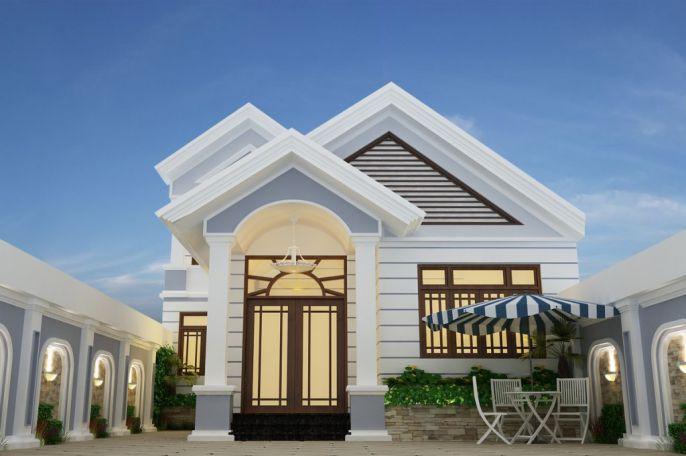- 3 20 284 29 - 43 mẫu nhà đẹp mê ly với chi phí xây chỉ từ 100 triệu cho các cặp vợ chồng trẻ