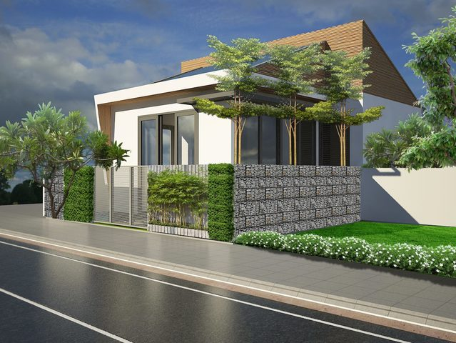 - 3 20 286 29 - 43 mẫu nhà đẹp mê ly với chi phí xây chỉ từ 100 triệu cho các cặp vợ chồng trẻ