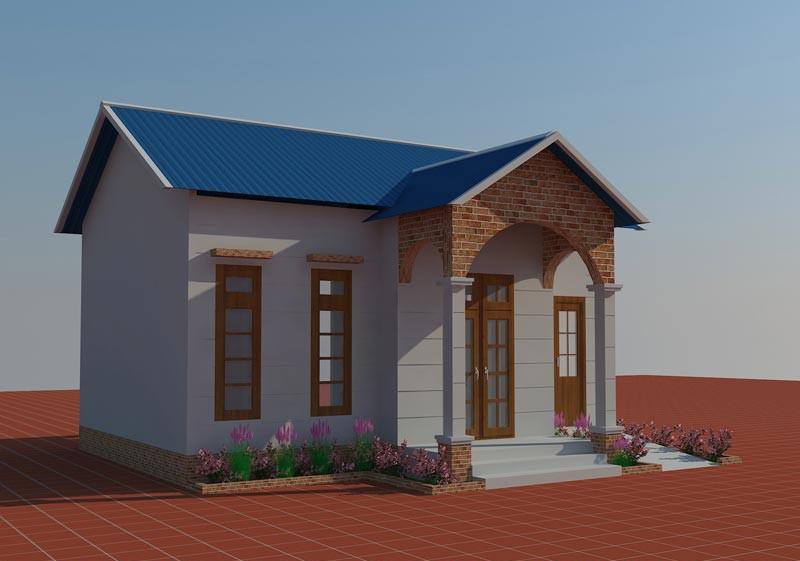 - 4 20 281 29 - 43 mẫu nhà đẹp mê ly với chi phí xây chỉ từ 100 triệu cho các cặp vợ chồng trẻ