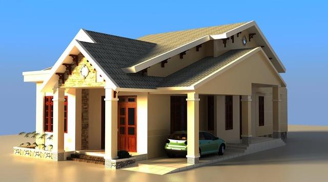- 4 20 286 29 - 43 mẫu nhà đẹp mê ly với chi phí xây chỉ từ 100 triệu cho các cặp vợ chồng trẻ
