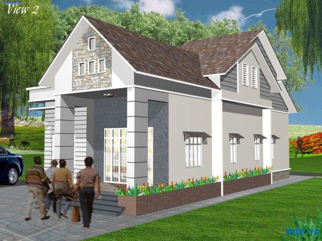 - 5 20 283 29 - 43 mẫu nhà đẹp mê ly với chi phí xây chỉ từ 100 triệu cho các cặp vợ chồng trẻ