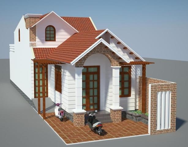 - 6 20 284 29 - 43 mẫu nhà đẹp mê ly với chi phí xây chỉ từ 100 triệu cho các cặp vợ chồng trẻ
