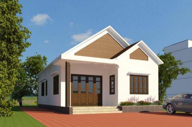 - 7 20 283 29 - 43 mẫu nhà đẹp mê ly với chi phí xây chỉ từ 100 triệu cho các cặp vợ chồng trẻ