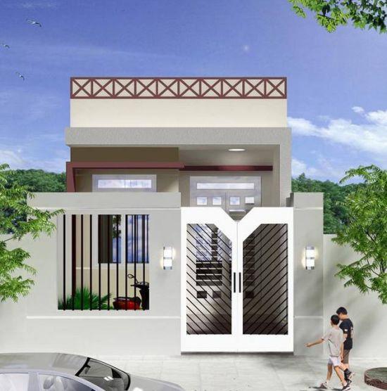- 7 - 43 mẫu nhà đẹp mê ly với chi phí xây chỉ từ 100 triệu cho các cặp vợ chồng trẻ