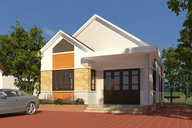 - 8 20 282 29 - 43 mẫu nhà đẹp mê ly với chi phí xây chỉ từ 100 triệu cho các cặp vợ chồng trẻ