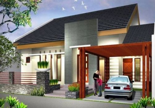 - 9 - 43 mẫu nhà đẹp mê ly với chi phí xây chỉ từ 100 triệu cho các cặp vợ chồng trẻ