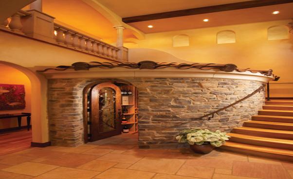 Một không gian trưng bày rượu lộng lẫy ngay trong chính căn nhà của bạn