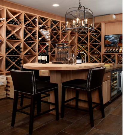 Không gian ấm cúng để cùng gia đình thưởng thức những món ăn ngon và những ly rượu tuyệt hảo