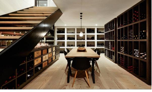 Một không gian hầm rượu tuyệt vời!
