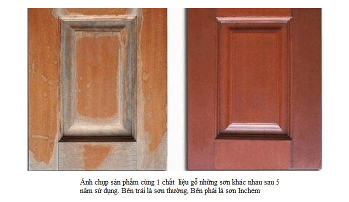 so sánh sơn nội thất