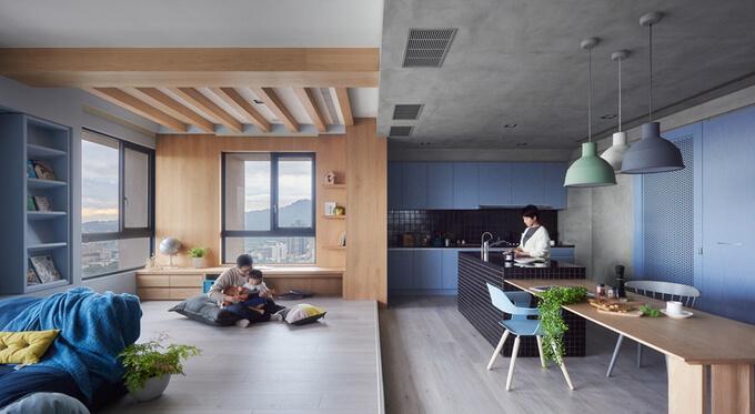 Cách bố trí nội thất trong nhà