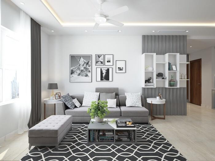 Trang trí nội thất nhà chung cư