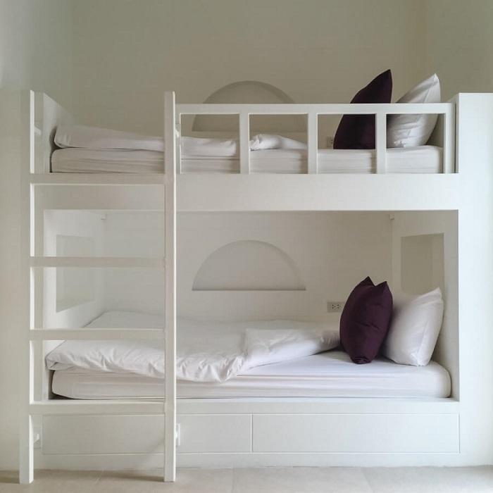 Mẫu 22 - Giường 2 tầng người lớn 1m8