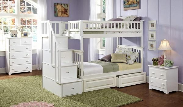 Giường tầng trẻ em Hà Nội