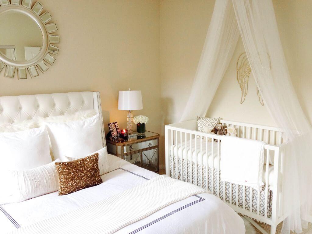 Ý tưởng thiết kế phòng ngủ cho bối mẹ và con