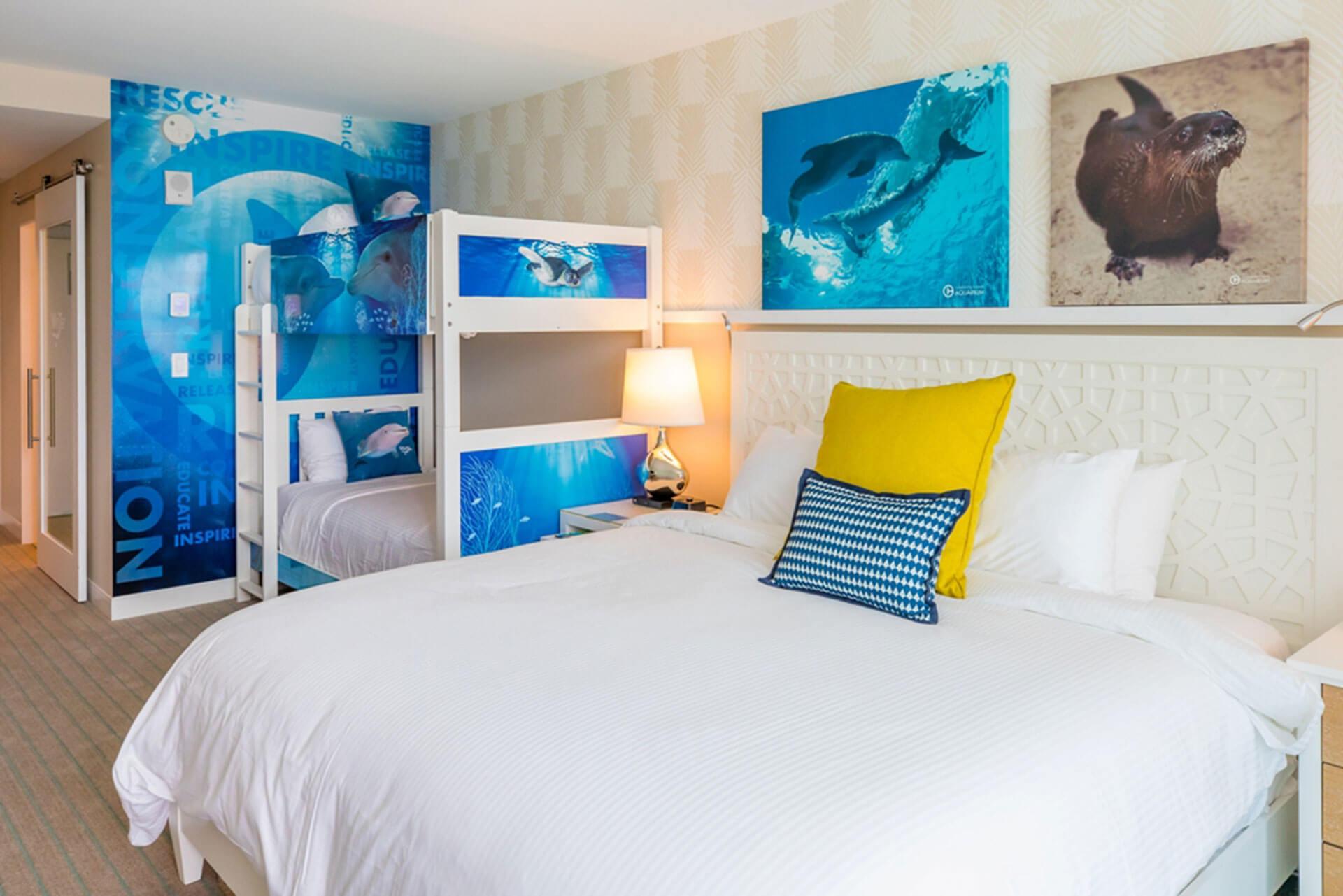  Phòng ngủ với 3 khu vực chức năng chính