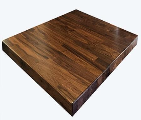 gỗ óc chó càng dùng càng bóng
