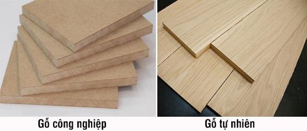 Tổng hợp các loại gỗ
