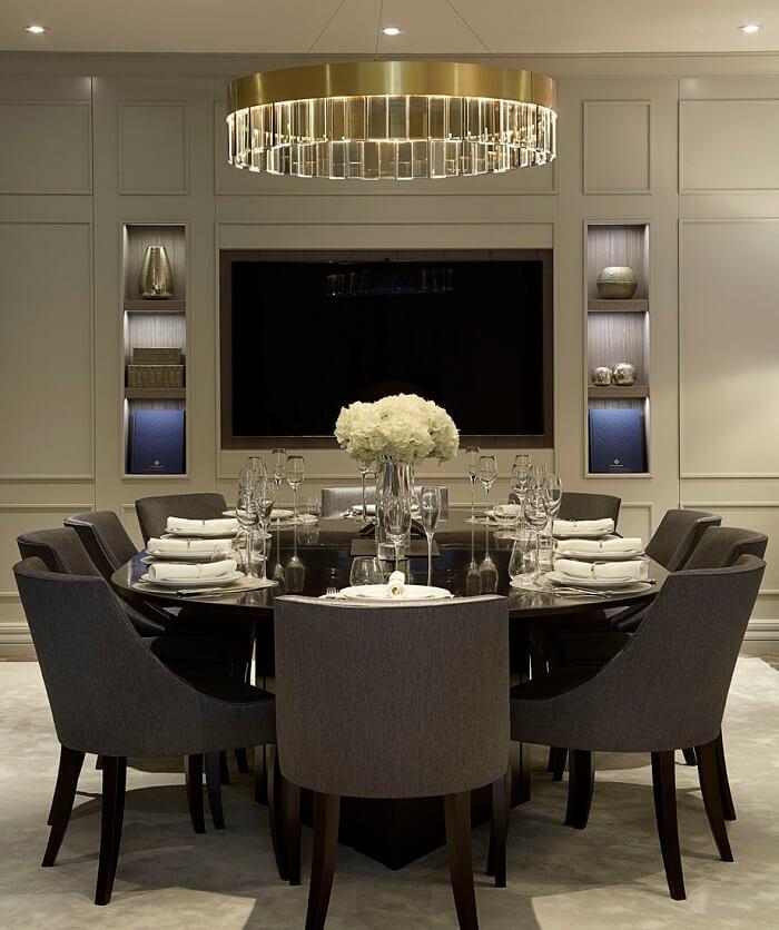 Mẫu 18 - Bộ bàn ghế ăn đẹp