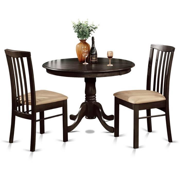 Mẫu 22 - Bộ bàn ăn 2 ghế đơn giản