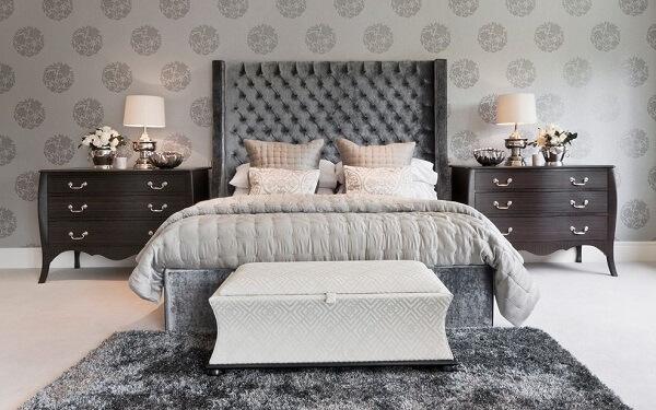 Ý tưởng 22 - Phòng ngủ thanh lịch với gam màu trung tính
