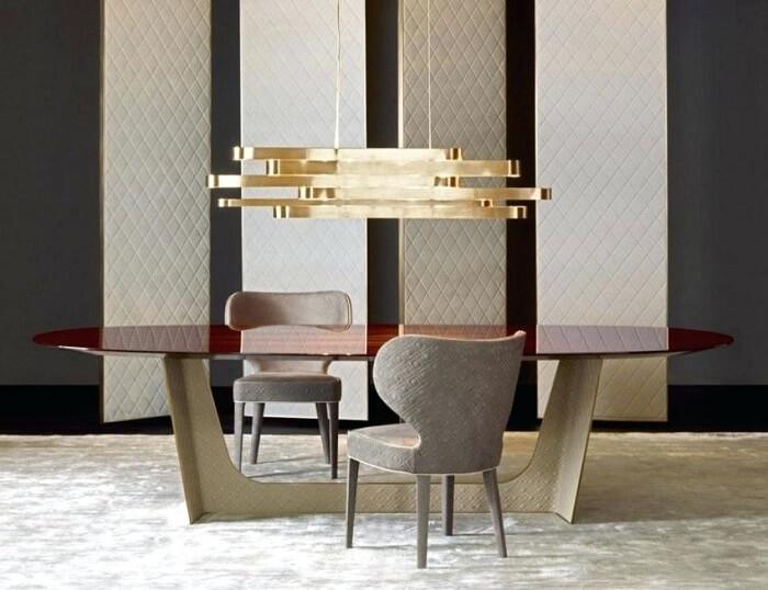 Mẫu 23 - Bộ bàn ăn 2 ghế sang trọng