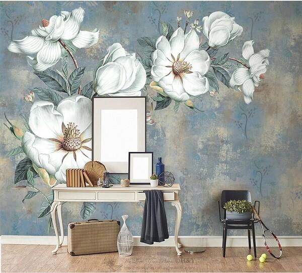Ý tưởng 2 - Trang trí phòng ngủ vintage đẹp