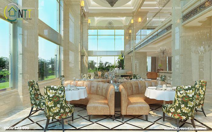 Chuyên thi công nội thất khách sạn