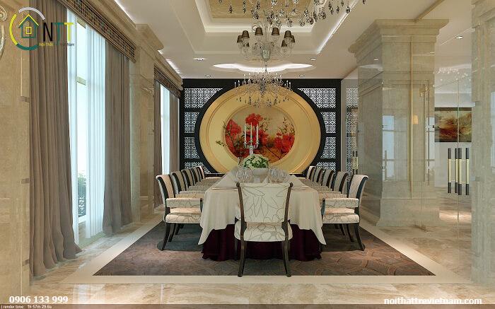 Mẫu thiết kế thi công nội thất khách sạn tại Cửa Lò của Nội Thất Trẻ Việt Nam
