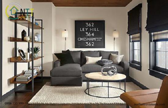 Mẫu 73 - Sofa bọc vải đẹp