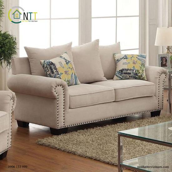 Mẫu 75 - Sofa bọc vải đẹp