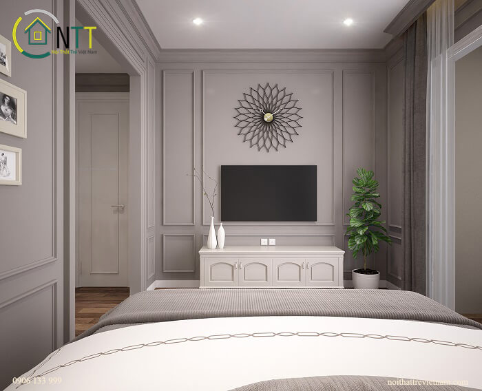 góc view khác phòng ngủ