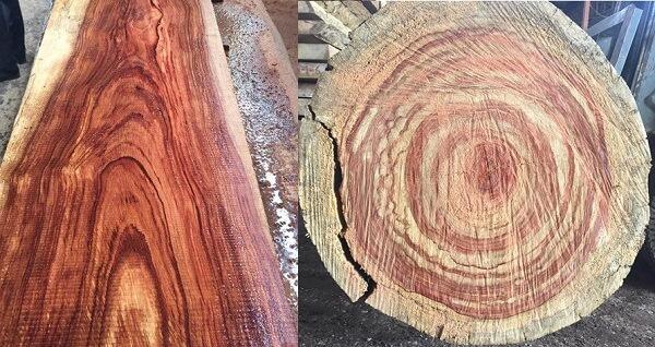 gỗ hương là gì