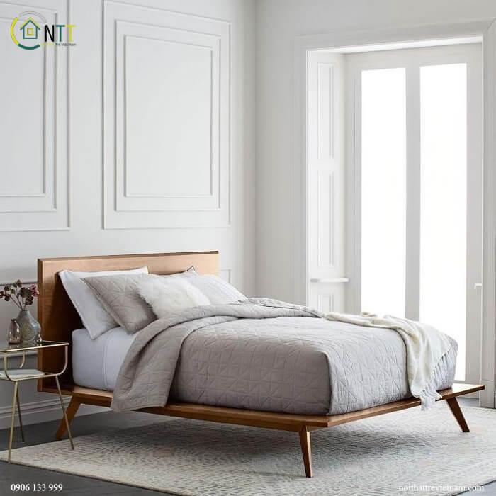 Mẫu 13 thiết kế nhẹ nhàng cho phòng ngủ thư thái
