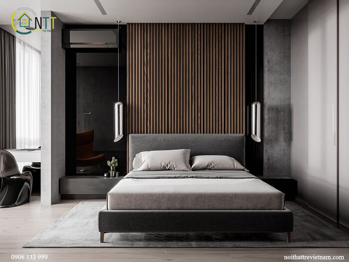 Mẫu 3  trong các mẫu giường hiện đại đẹp