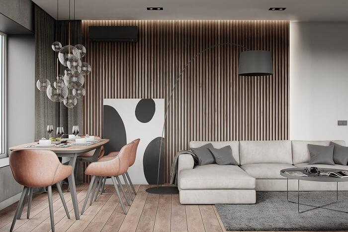 Thiết kế thi công nội thất nhà chung cư