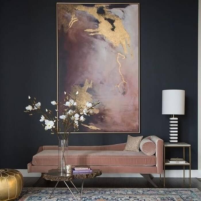 Trang trí phòng khách cho căn hộ chung cư