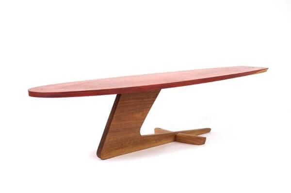 bàn trà gỗ hương hiện đại