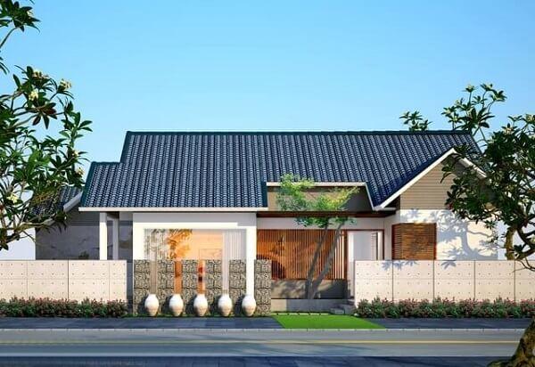xây nhà chi phí 400 triệu đồng